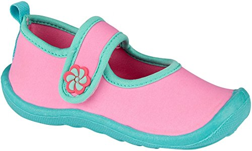 Wasserschuhe Lotje Mädchen rosafarbene Größe 25