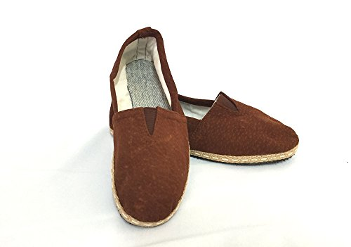 Leather Espadrilles of Simil Carpincho qbmlQz
