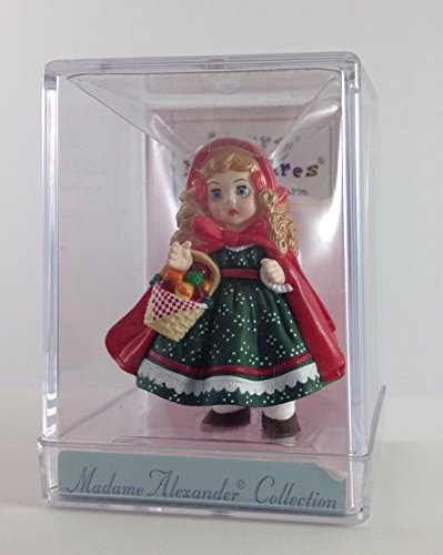 Hallmark Merry Miniatures Madame Alexander Collection Little Red Riding Hood 2000