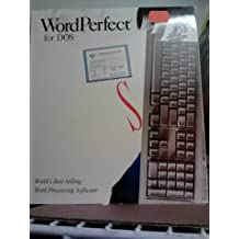 Word Perfect for DOS Version 5.1