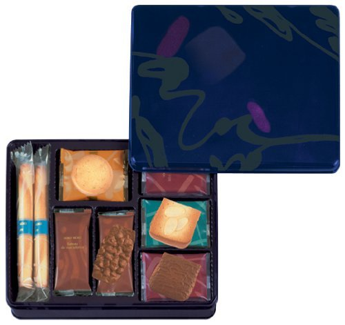 YOKU MOKU Japanese Roll Butter Cookie Assortment Gift Box/petit Cinq Delices