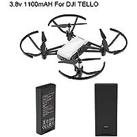 Rucan For DJI Tello Quadcopter Drone Intelligent Flight Battery 1100 mAh 3.8V