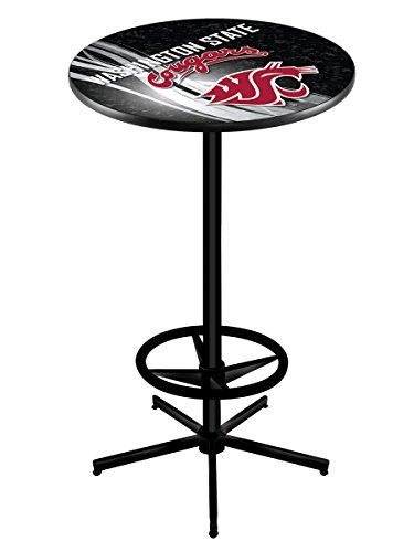 Holland Bar Stool Washington State University Officially Licensed Pub Table, 28