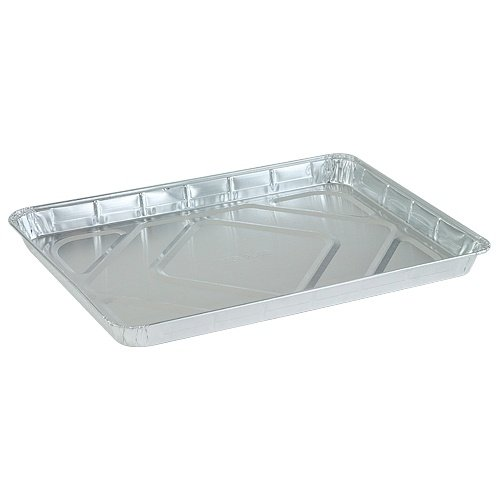 Nicole Home Collection 00625 Aluminum Cookie Sheet, Half Size (Pack of 100)