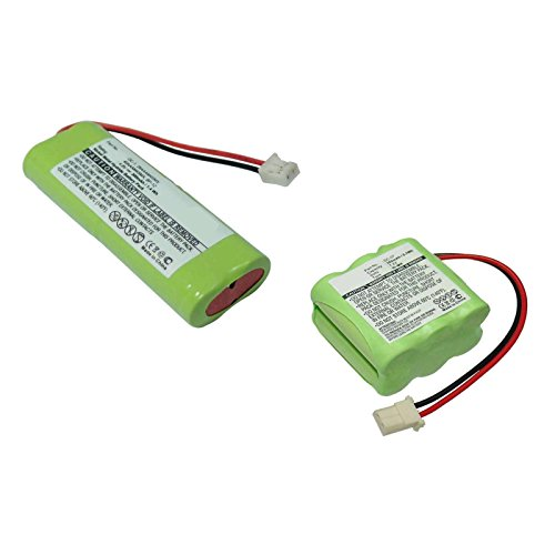 Price comparison product image 4.8V and 7.2V Batteries for Tritonics Transmitters / Dogtra Collar Receivers