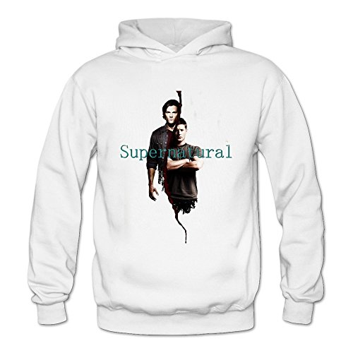 Crystal Men's Supernatural Dean Sam Winchester Long Sleeve - Dean Martin Merchandise