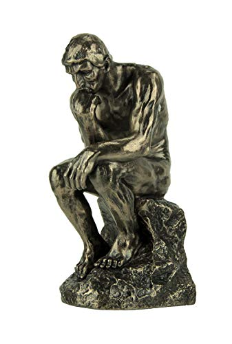 (Veronese Design Rodin's The Thinker Inspired Decorative Statue)