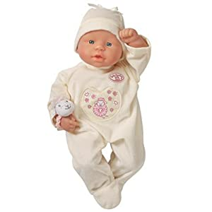 Zapf Creation My first Baby Annabell, 36cm: Amazon.co.uk ...