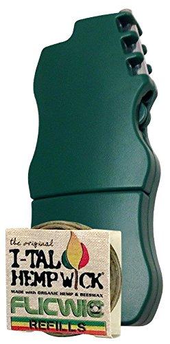 Dispenser Lighter I Tal Spool Green product image