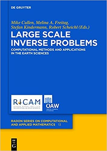 Book Large Scale Inverse Problems: Computational Methods and Applications in the Earth Sciences (Radon Series on Computational and Applied Mathematics)