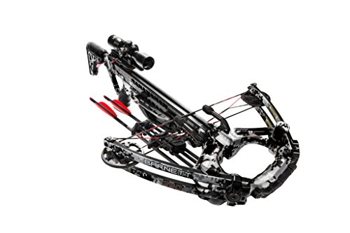 Barnett TS390 Tactical Series Crossbow, 390'Per S Crossbow, One ()
