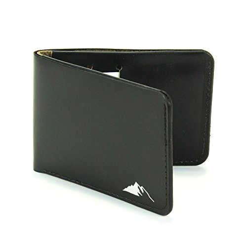 Mens Minimalist Wallet RFID Blocking