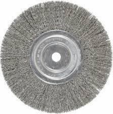 Narrow Face Wheel - SEPTLS80401175 - Weiler Narrow Face Crimped Wire Wheels - 01175