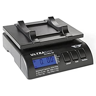 Digital Implement Scale in Black