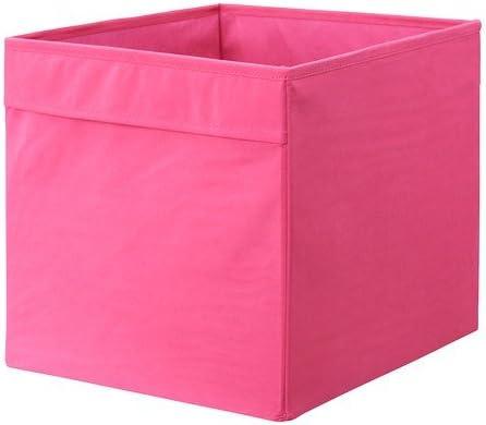 Ikea Dröna Caja en Color Rosa; (33 x 38 x 33 cm); Apto para Expedit y Kallax estanterías: Amazon.es: Hogar