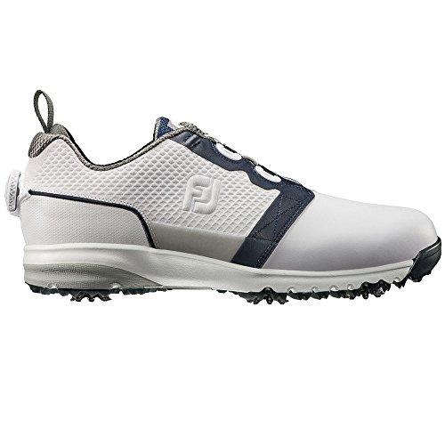 FootJoy Contour Fit Boa Golf Shoes (12, (Contour Golf Shoes)