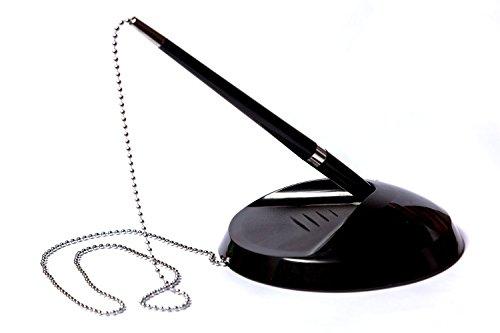Black Reception Counter Pen on Chain by Janrax (Image #1)