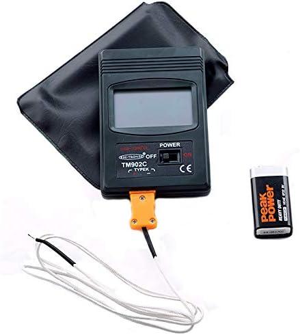 Edi Tronic Digital Thermometer 50 Bis 700 C Typ K Elektronik