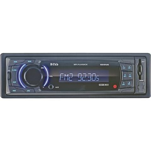 MP3-Compatible 200-Watt Digital Media AM/FM Receiver - 1964 Malibu Convertible