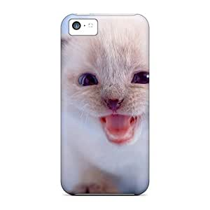 Iphone 5c Hard Case With Awesome Look - QCjnmTm7779OshBU by icecream design