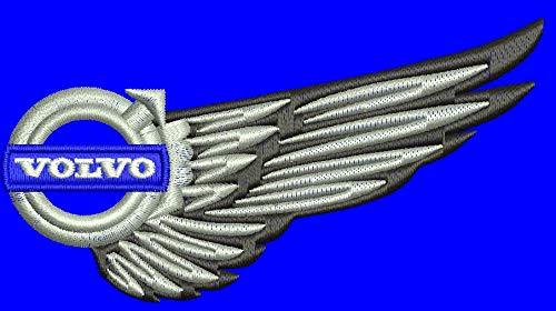 Volvo Auto Garni de Broderies Super la qualité Prime, Veste sans Manches Gilet - 8164