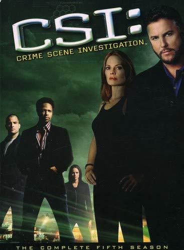 CSI: Crime Scene Investigation: Season 5 (Coffins Willow)