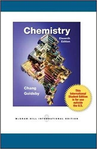 Chemistry raymond chang kenneth goldsby 9780071317870 amazon chemistry raymond chang kenneth goldsby 9780071317870 amazon books fandeluxe Images