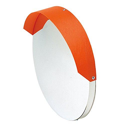 ホップ アクリル製 カーブミラー ガレージミラー 丸型40cm φ400 HPA-丸40オレンジ 日本製 B01IUPCZOU 18359