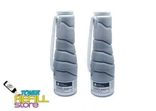 �� 2 Pack Compatible Toner Cartridge for the Konica Minolta Bizhub 200 TN-211 (Minolta Hp Toner)