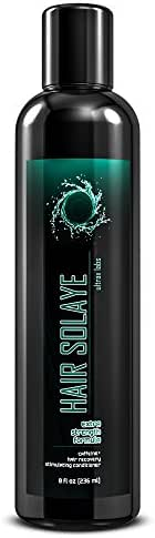 Ultrax Labs Hair Solaye | Caffeine Hair Loss Hair Growth Stimulating Solace Conditioner 8 fl oz
