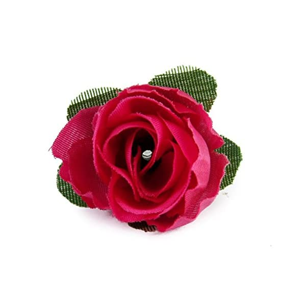 Tinksky-50pcs-3cm-Artificial-Roses-Flower-Heads-Wedding-Valentines-Day-Decoration-Rosy