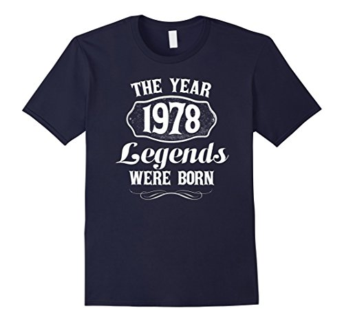 made in 1978 t shirt - 1