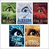 The Last Dragon Chronicles Complete Set, Books 1-5: The Fire Within, Icefire, Fire Star, The Fire Eternal, and Dark Fire (5-Book Set)