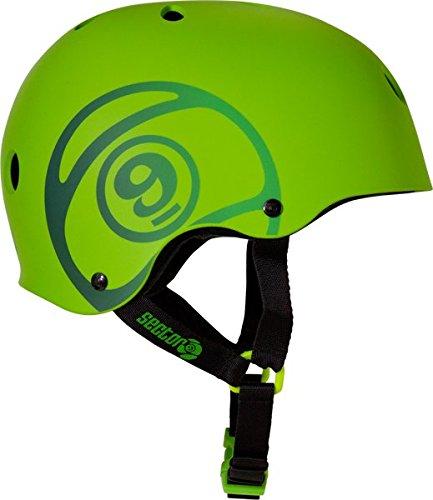 Sector 9 Logic II CPSC Certified Helmet, Green, Small/Medium -