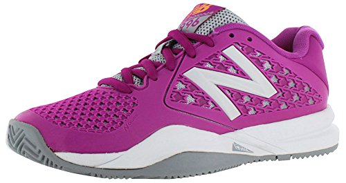 New Balance Mujeres Wc996gp2 Rosa / Gris
