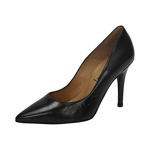 Stilettos 106 In Tacón Made 15629 Spain Zapatos Negro Mujer nqBnXZWx