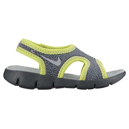 Sandalias Para De volt Nike Grey Vestir wolf Grey Dark Niña 344636 402 4EECfXq