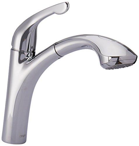 hansgrohe chrome kitchen faucet - 7