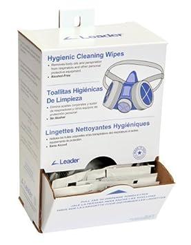 c-clear Respirador de 31 Toallitas sin alcohol higiénico Dispensador de paño de limpieza (
