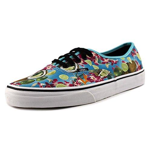 赤字否認する談話Vans Womens Authentic Low Top Lace Up Canvas Skateboarding Shoes