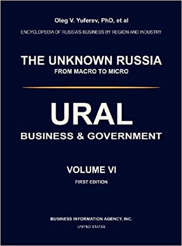 Book Ural. Business and Government. Volume VI.