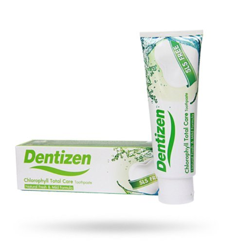Dentizen Chlorophyll Total Care Toothpaste 100 Grams
