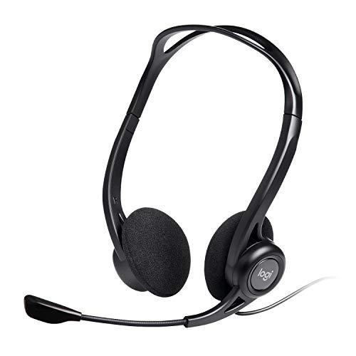 🥇 Logitech OEM PC 960 USB Stereo Headset