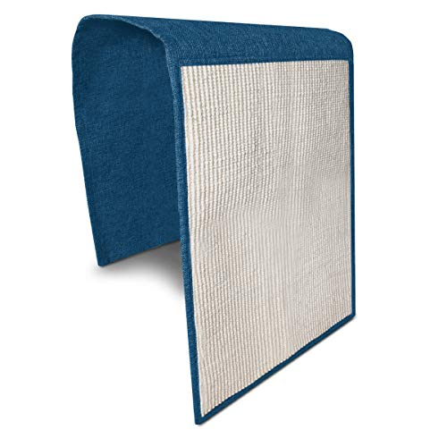Navaris Cat Scratch Mat Sofa Shield – Natural Sisal Furniture Protector Scratching Pad for Cats – Scratch Carpet for Bed…