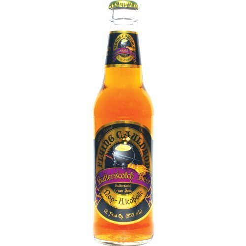 Virgil's Flying Cauldron Butterscotch Beer (12 Pack)