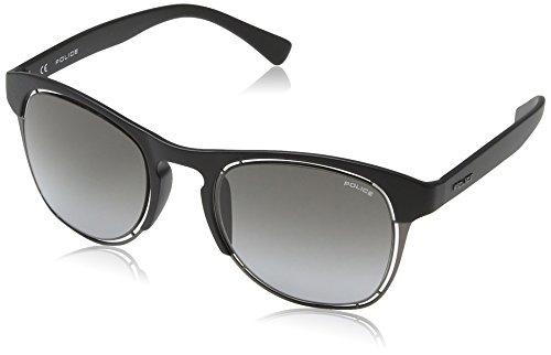 Black Redondas matt de Offside Lens sol Frame S1954 Smoke Gradient 1 Gafas Police Semi zpwqS61q
