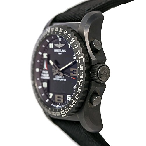Breitling Cockpit swiss-quartz mens Watch VB5010 (Certified Pre-owned) by Breitling (Image #2)