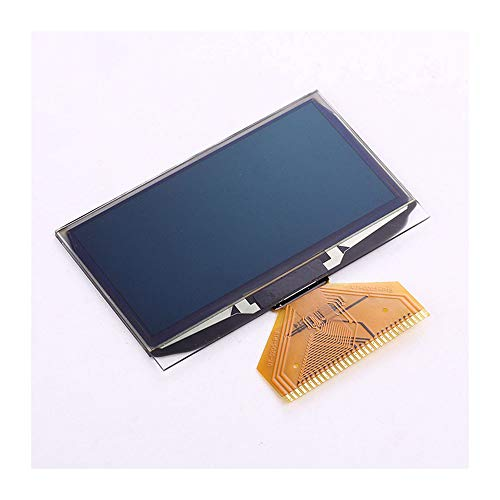 Blue Color 2.42quot; 2.42inch OLED Display Module 128x64 SSD1309 Display Screen SPI I2C Communicate for Arduino 51 STM32 ()