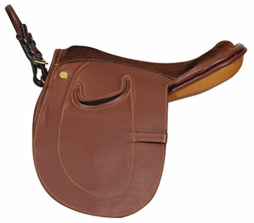 Hdr Close Contact Saddle (Henri De Rivel Advantage Pony Leadline Saddle)