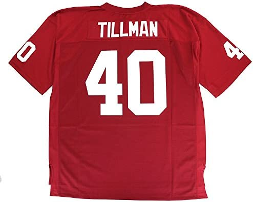 Pat Tillman Arizona Cardinals Red